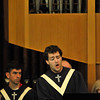 June 3, 2012 - Philip Eschweiler, the new scholarship tenor at Maxwell Presbyterian, sings his first solo at the church, <i>Panis Angelicus</i> by Cesar Franck. (171/366)
