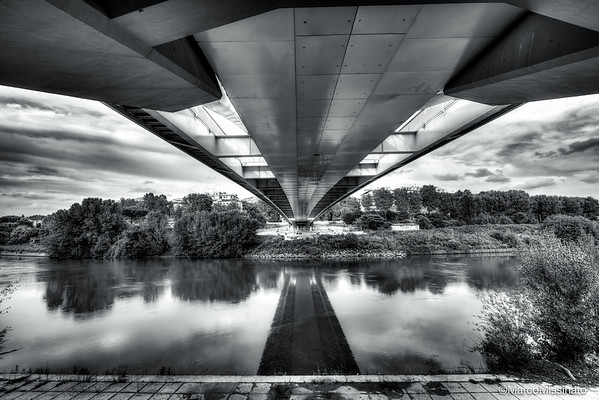 Stillness Under The Bridge