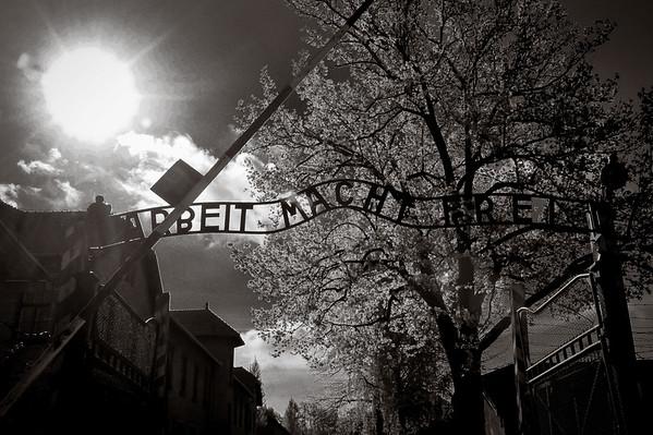 May 10, 2017 - Auschwitz