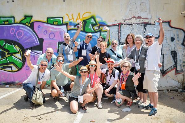May 18, 2017 - Visiting Tel Aviv