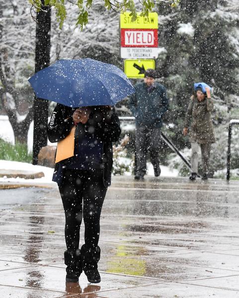 May 18 Snow