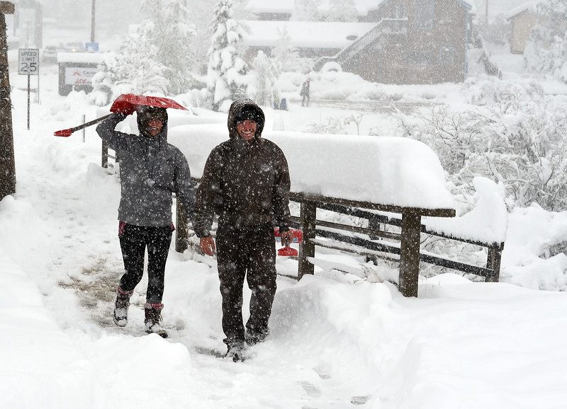 May 18 Snow Nederland