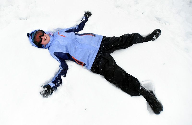 May Snowstorm
