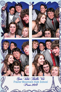 Frazier Mountain High School Prom