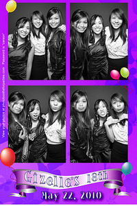 Gizelle's 18th