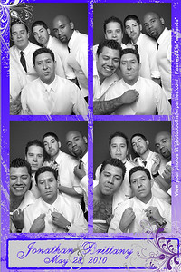 Jonathan and Brittany's Wedding