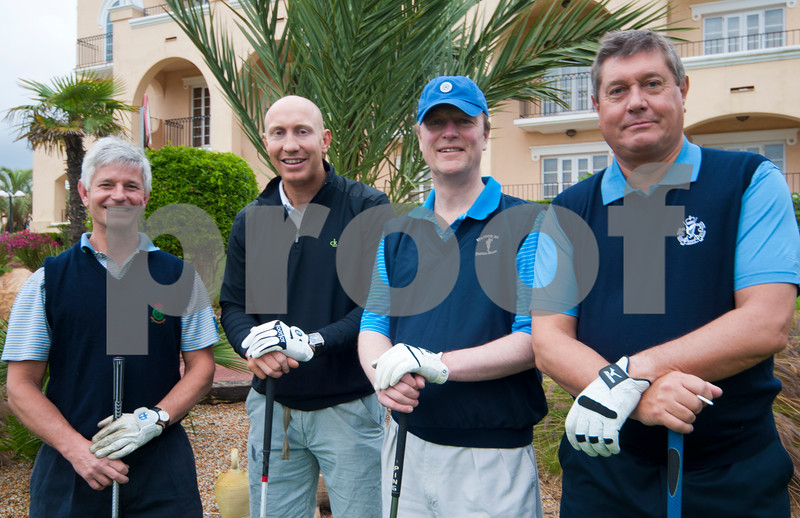 Wooden Spoon Competition at La Manga Club, May 2011