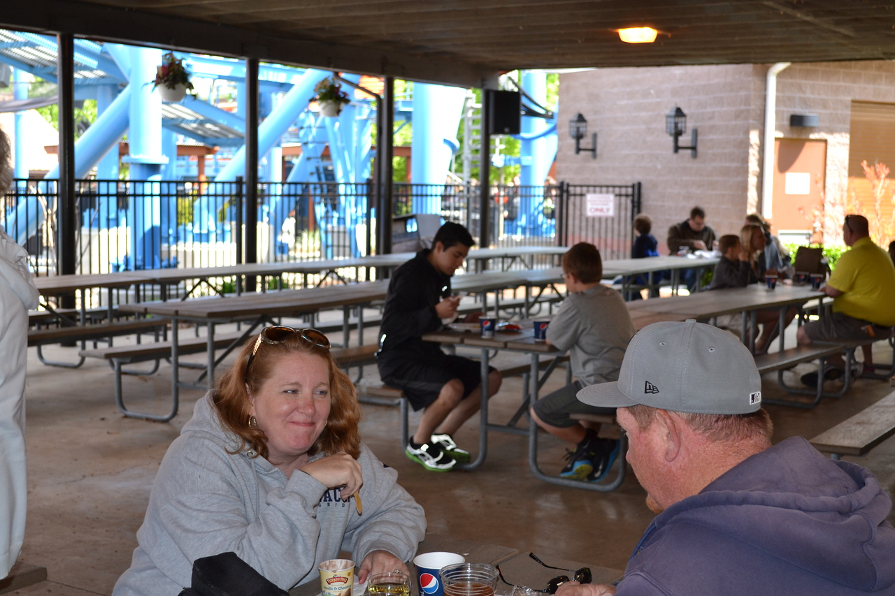 May 2014 - 25th Anniversary Celebration at Hersheypark