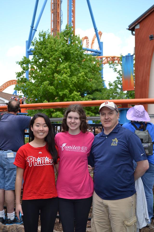 May 2014 - 25th Anniversary Celebration at Hersheypark