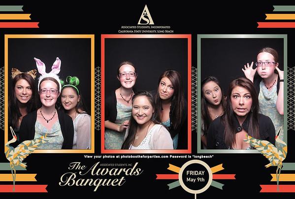 CSULB Associated Students Awards Banquet