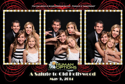 Human Options A Salute to Old Hollywood