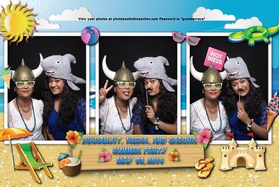 Neera Ghuman Summer Party