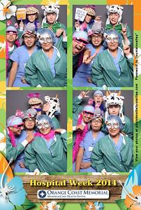 (Evening) Orange Coast Memorial - Hospital Week Celebration