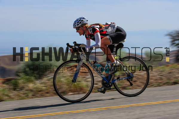 Sat 5/17/14 Heartbreak Century Mile 30 (downhill)