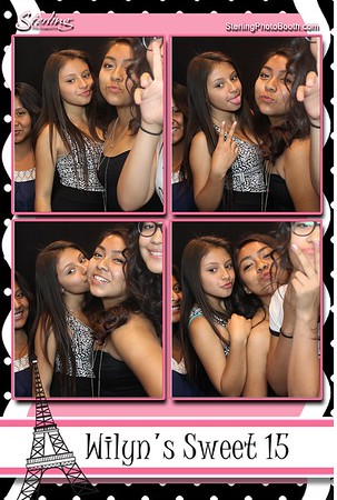 Wilyn's Sweet 15