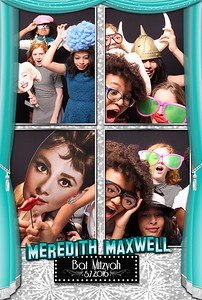 Meredith Maxwell's Bat Mitzvah