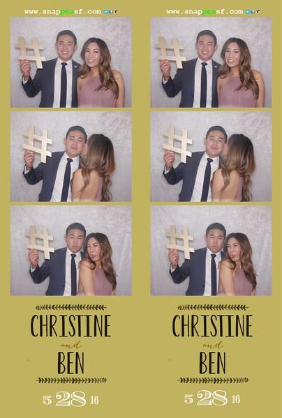 Christine & Ben