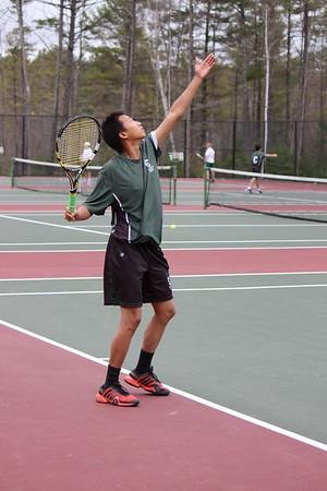 JV Tennis vs. Proctor