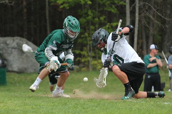 JV and Varsity Lacrosse Jamboree vs. Proctor, Holderness, and KUA