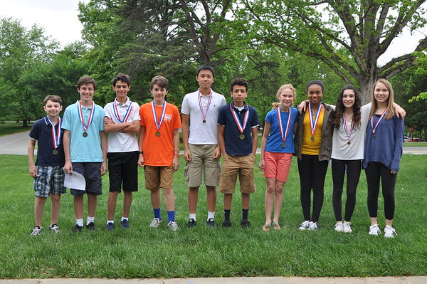 Students Honored for Strong Results on National World Language Exams