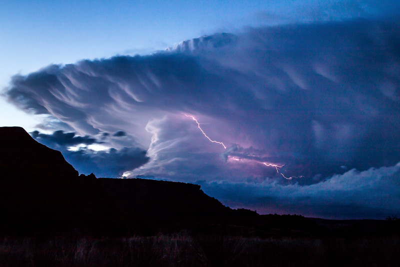 Capital Peak Storm