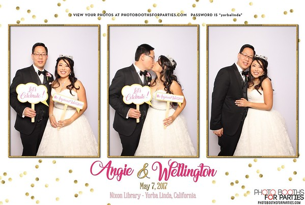 Angie & Wellington's Wedding
