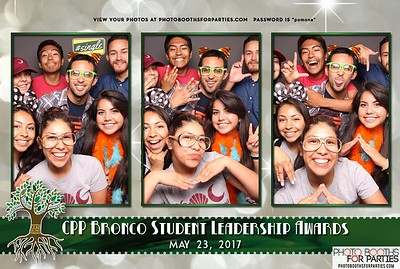 CPP Bronco Student Leadership Awards