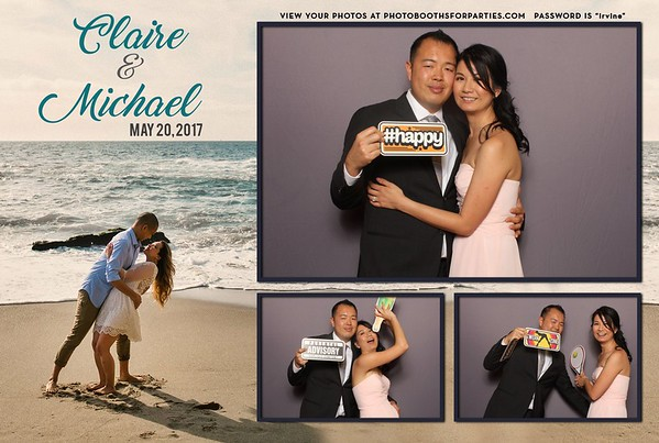Clarie & Michael's Wedding