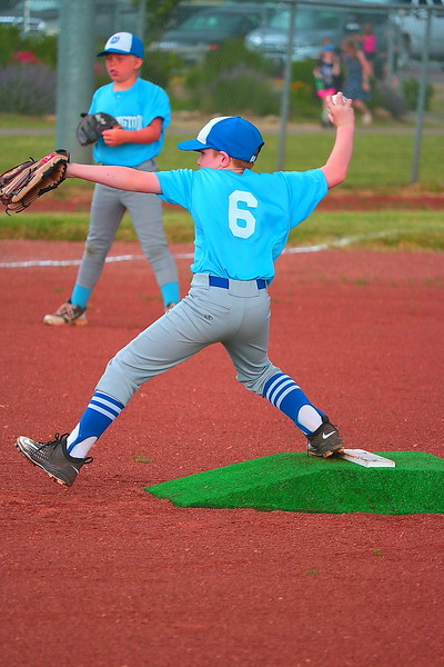 9-10 Cal Ripken Baseball @ Worden 053117