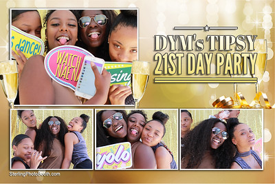 DYM's 21st Day Party