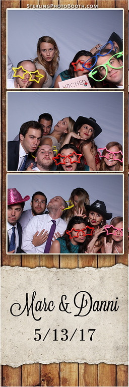 Marc & Danni's Wedding