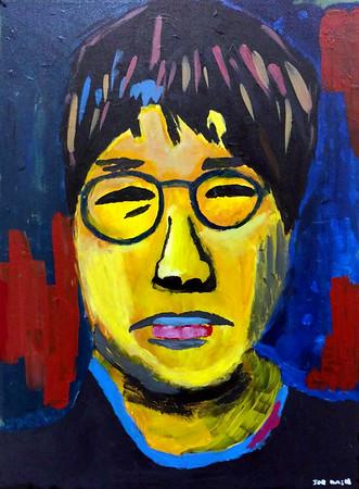 Senior Self-Portraits