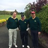 South Leinster at Home: David Winters - Mark Diggin - Graham Lange