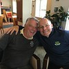 Duggan Cup: Peter Burgess & Conn Connolly - still smiling !!!!