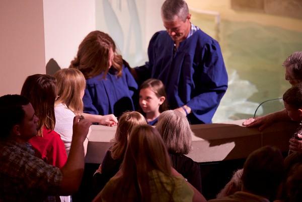May 2018 Baptisms