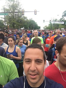 Guy DiMartino - Broad Street Run