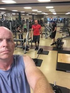 Matt Hickson - Standard AM workout with his crew