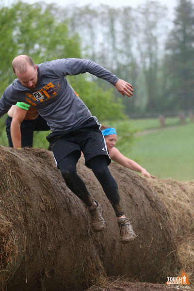 Sean Stanton - Tough Mudder Race