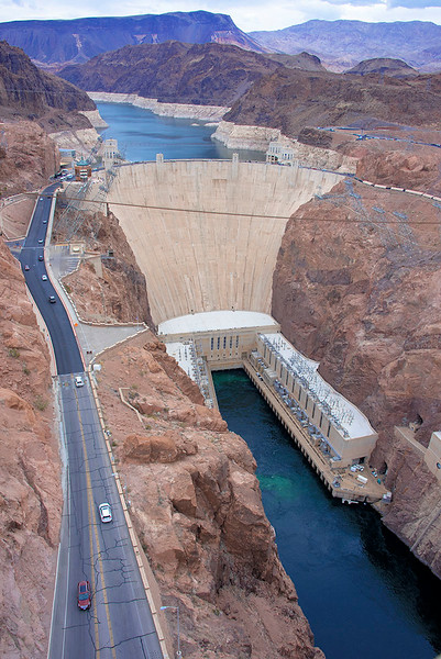 Originally known as Boulder Dam from 1933, it was officially renamed Hoover Dam, for President Herbert Hoover, by a joint resolution of Congress in 1947.