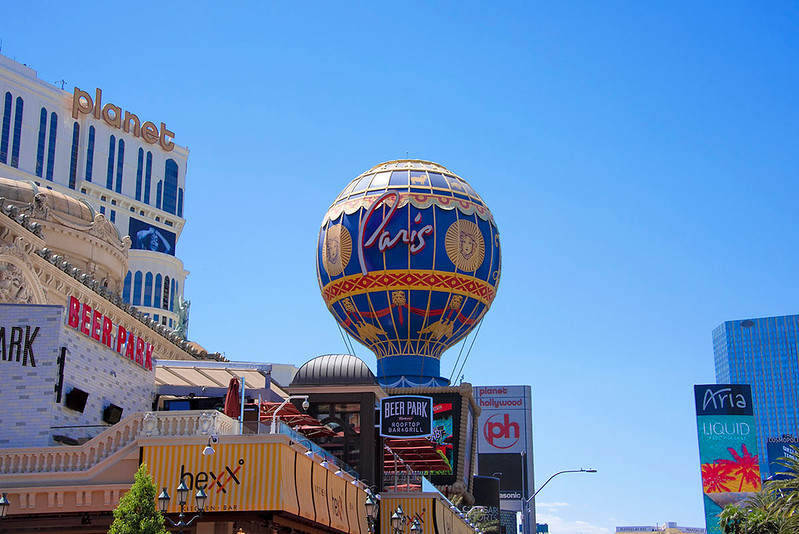 Planet Hollywood area