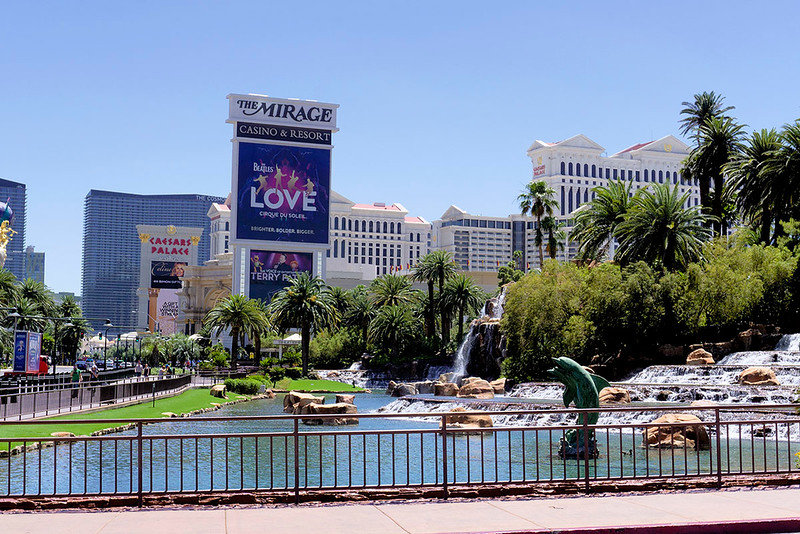The Mirage Casino & Resort