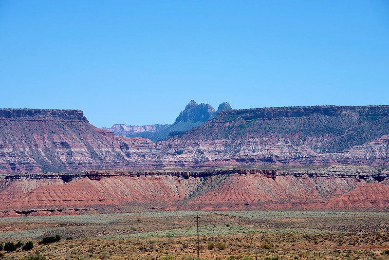 These pictures were taken on Hwy 9 on our way to Zion National Park