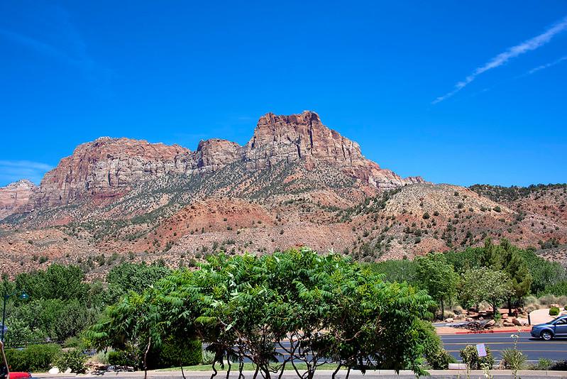Springdale Utah.