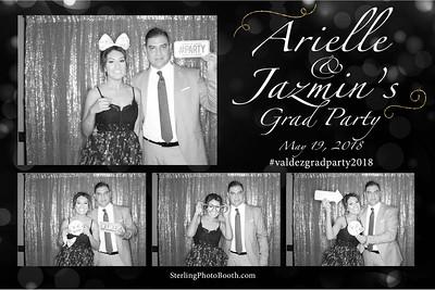 Arielle & Jazmin's Grad Party