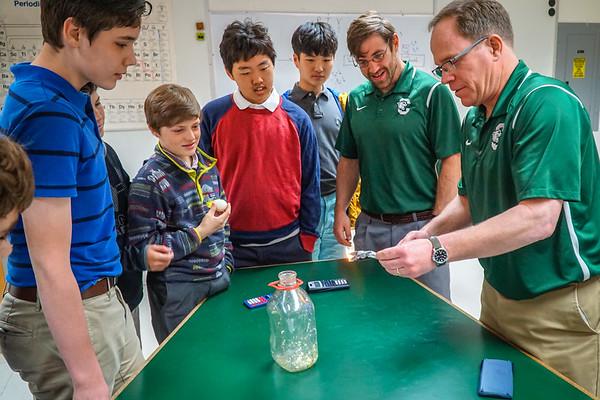 """Egg-splosive"" Hands-On Science"