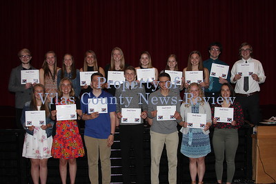 Northland Pines High School Senior Awards