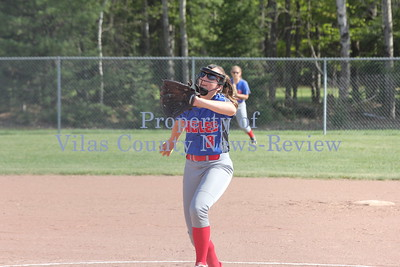 Northland Pines Softball vs. Nekoosa Papermakers