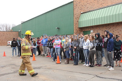 Phelps High School: Mock Crash