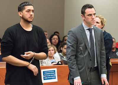 "05/23/18  Wesley Bunnell | Staff  Jonathan Rafael Soto , 22, of Convoy Drive was arraigned in New Britain Superior Court on Wednesday at noon for the fatal hit-and-run death of Angel ""Kiki"" Colon who was struck by a car that fled last Saturday afternoon."