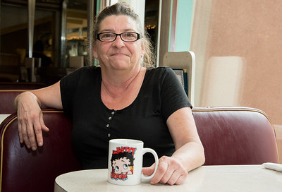 05/17/18  Wesley Bunnell | Staff  New owner of Miss Washington Diner Judy Robinson previously waitressed for 37 years before purchasing it from Dan Czako who owned the diner since 2011.